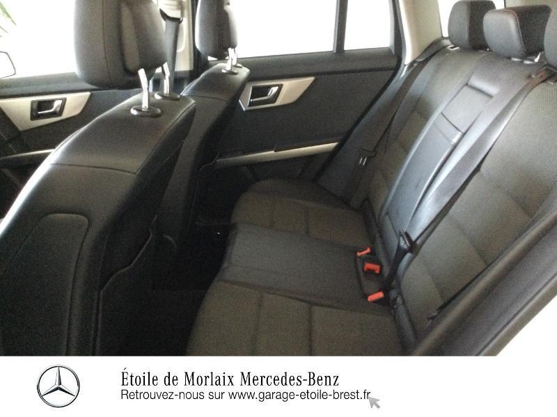 Mercedes Classe GLK 220 220 CDI BE 4 Matic Argent occasion à Saint Martin des Champs - photo n°11