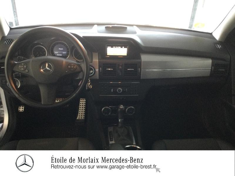 Mercedes Classe GLK 220 220 CDI BE 4 Matic Argent occasion à Saint Martin des Champs - photo n°6