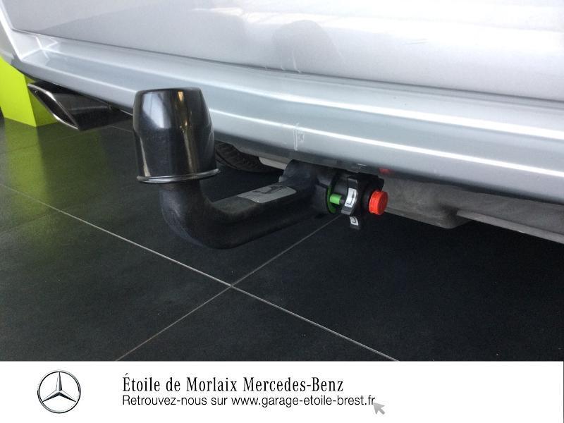 Mercedes Classe GLK 220 220 CDI BE 4 Matic Argent occasion à Saint Martin des Champs - photo n°17