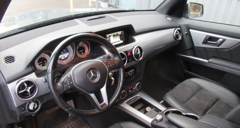 Mercedes Classe GLK 220 220 CDI BlueEFFICIENCY Sport 4Matic A Gris occasion à Saint Parres Aux Tertres - photo n°5