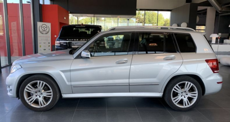 Mercedes Classe GLK 220 220 CDI BlueEFFICIENCY Sport A Gris occasion à LE SOLER - photo n°2
