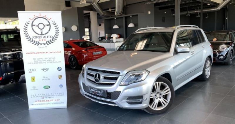 Mercedes Classe GLK 220 220 CDI BlueEFFICIENCY Sport A Gris occasion à LE SOLER