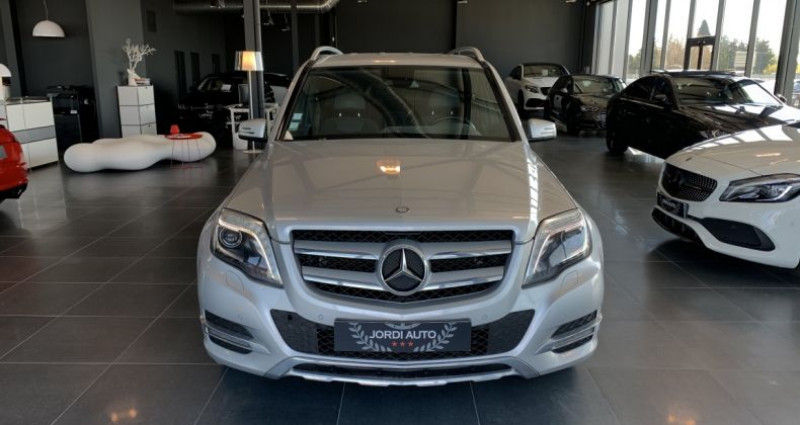 Mercedes Classe GLK 220 220 CDI BlueEFFICIENCY Sport A Gris occasion à LE SOLER - photo n°4