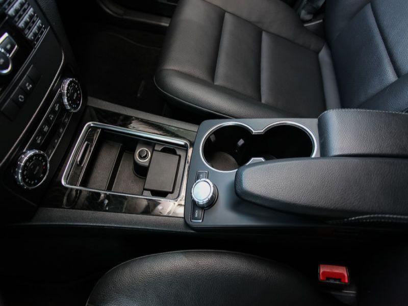 Mercedes Classe GLK 250 250 CDI 4 Matic AMG Gris occasion à Beaupuy - photo n°5