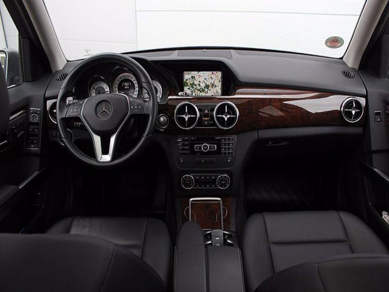 Mercedes Classe GLK 250 250 CDI 4 Matic Gris occasion à Beaupuy