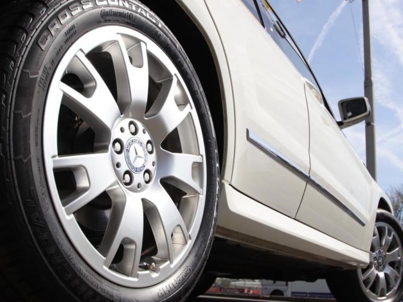 Mercedes Classe GLK 250 250 CDI 4 Matic Blanc occasion à Beaupuy - photo n°6