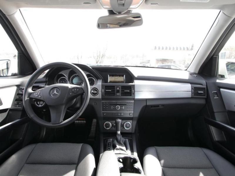 Mercedes Classe GLK 250 250 CDI 4 Matic Blanc occasion à Beaupuy