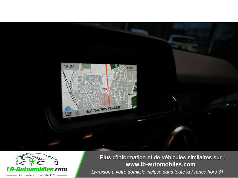 Mercedes Classe GLK 250 250 CDI BlueEFFICIENCY / 4Matic A Bleu occasion à Beaupuy - photo n°7