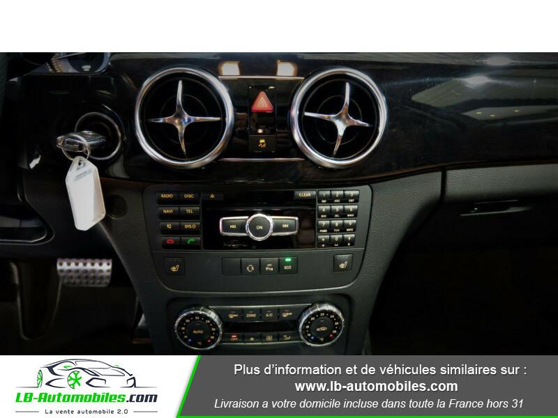 Mercedes Classe GLK 250 250 CDI BlueEFFICIENCY / 4Matic A Bleu occasion à Beaupuy - photo n°8