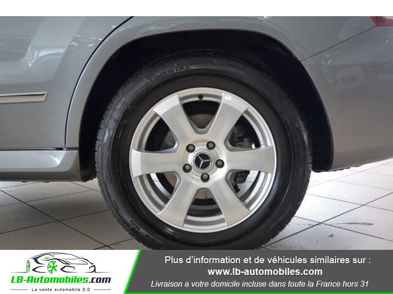 Mercedes Classe GLK 250 250 CDI BlueEFFICIENCY / 4Matic A Argent occasion à Beaupuy - photo n°11