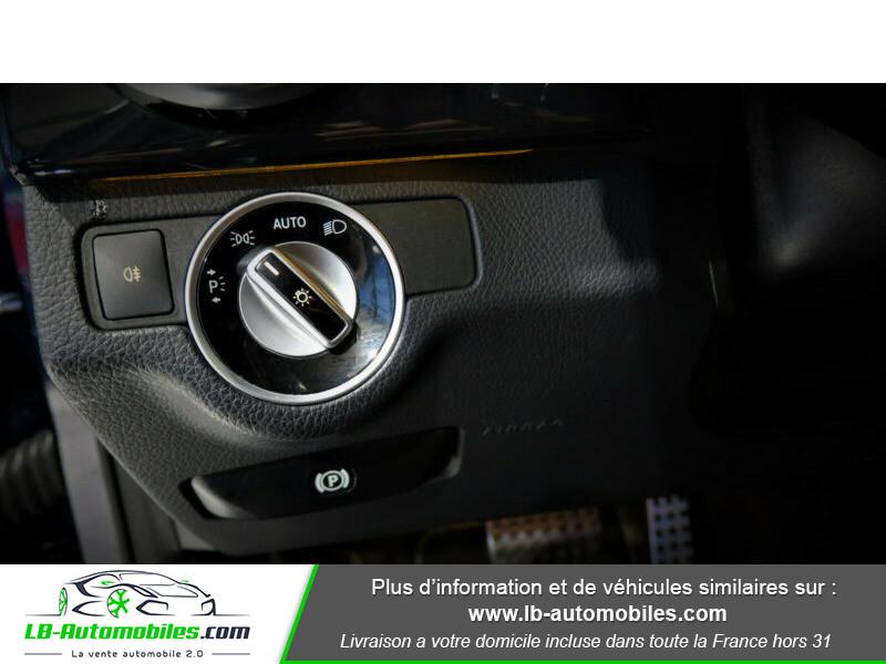 Mercedes Classe GLK 250 250 CDI BlueEFFICIENCY / 4Matic A Bleu occasion à Beaupuy - photo n°11