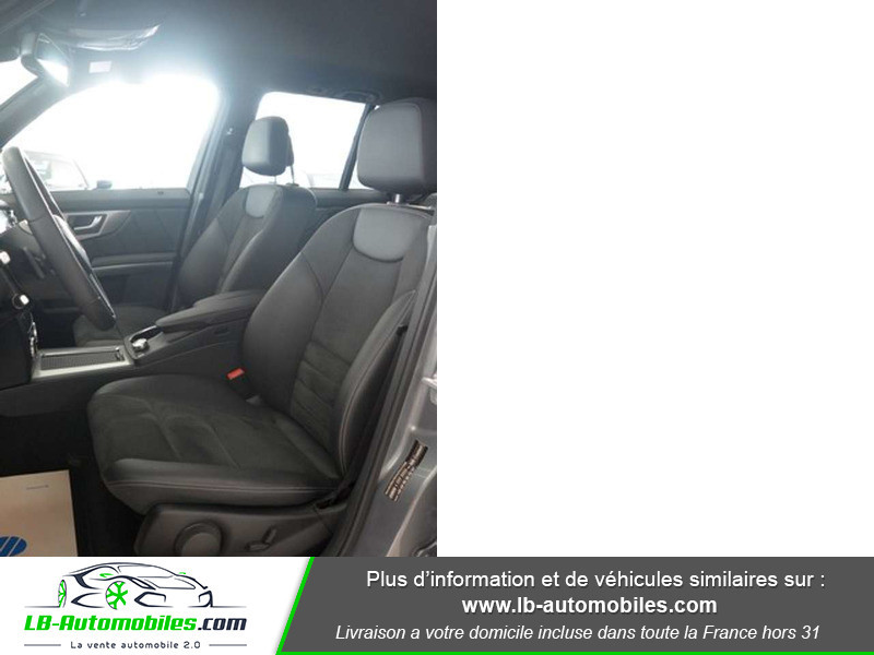 Mercedes Classe GLK 250 250 CDI BlueEFFICIENCY / 4Matic A Argent occasion à Beaupuy - photo n°4