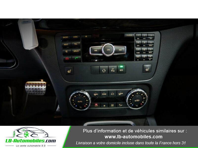 Mercedes Classe GLK 250 250 CDI BlueEFFICIENCY / 4Matic A Bleu occasion à Beaupuy - photo n°9