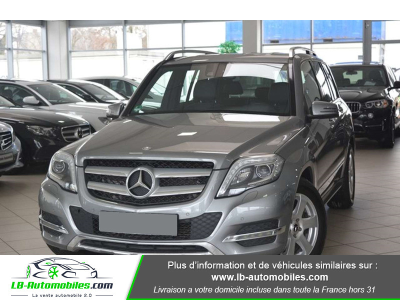 Mercedes Classe GLK 250 250 CDI BlueEFFICIENCY / 4Matic A Argent occasion à Beaupuy