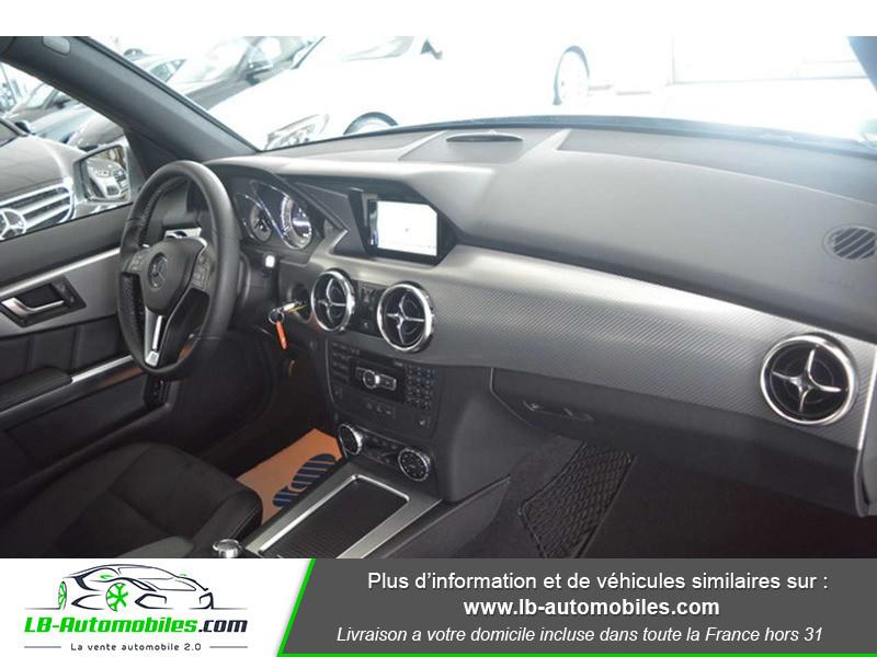 Mercedes Classe GLK 250 250 CDI BlueEFFICIENCY / 4Matic A Argent occasion à Beaupuy - photo n°10