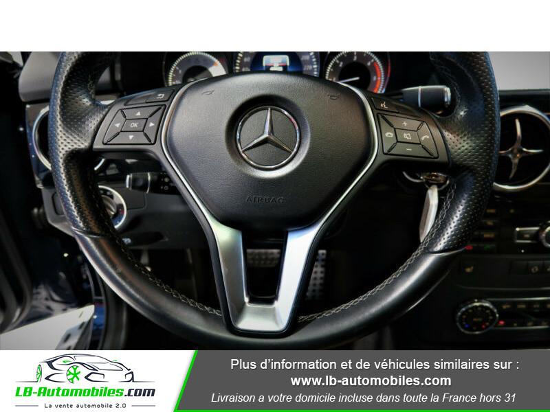 Mercedes Classe GLK 250 250 CDI BlueEFFICIENCY / 4Matic A Bleu occasion à Beaupuy - photo n°10