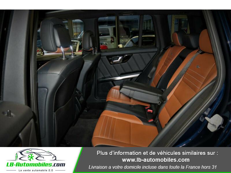 Mercedes Classe GLK 250 250 CDI BlueEFFICIENCY / 4Matic A Bleu occasion à Beaupuy - photo n°5