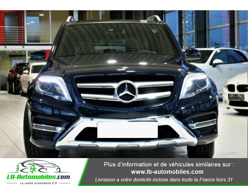 Mercedes Classe GLK 250 250 CDI BlueEFFICIENCY / 4Matic A Bleu occasion à Beaupuy - photo n°12