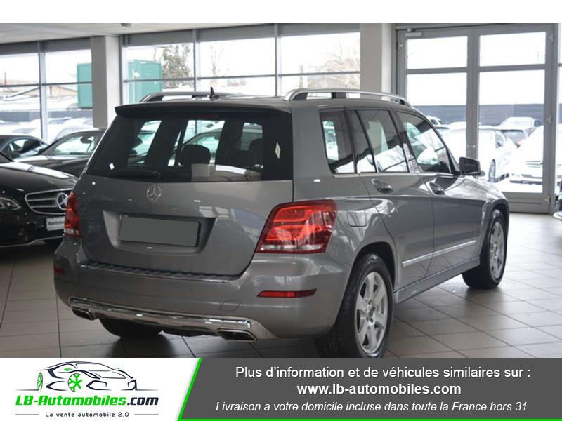 Mercedes Classe GLK 250 250 CDI BlueEFFICIENCY / 4Matic A Argent occasion à Beaupuy - photo n°3