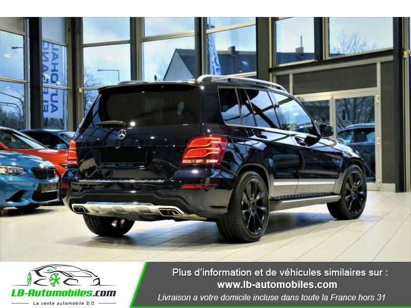 Mercedes Classe GLK 250 250 CDI BlueEFFICIENCY / 4Matic A Bleu occasion à Beaupuy - photo n°3