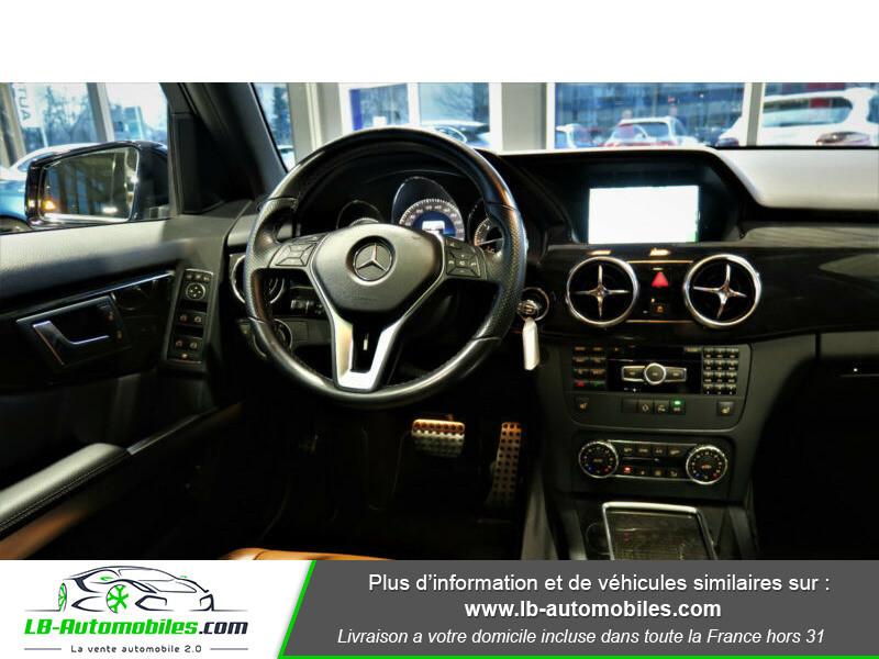 Mercedes Classe GLK 250 250 CDI BlueEFFICIENCY / 4Matic A Bleu occasion à Beaupuy - photo n°2
