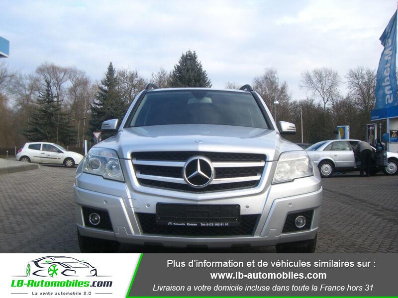 Mercedes Classe GLK 250 250 CDI BlueEFFICIENCY / 4Matic A Argent occasion à Beaupuy - photo n°8