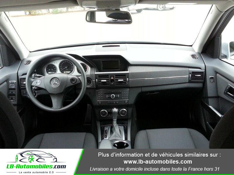 Mercedes Classe GLK 250 250 CDI BlueEFFICIENCY / 4Matic A Argent occasion à Beaupuy - photo n°2