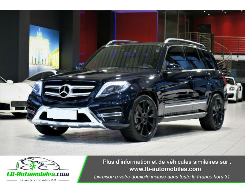 Mercedes Classe GLK 250 250 CDI BlueEFFICIENCY / 4Matic A Bleu occasion à Beaupuy