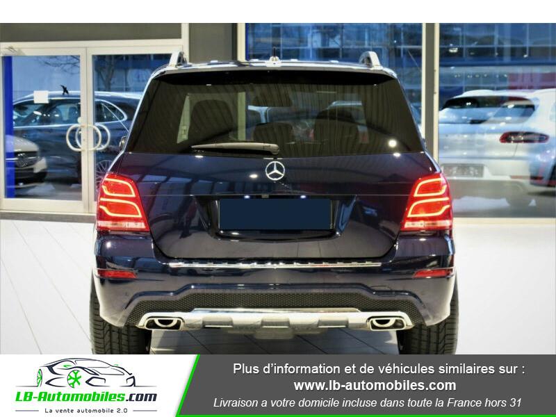 Mercedes Classe GLK 250 250 CDI BlueEFFICIENCY / 4Matic A Bleu occasion à Beaupuy - photo n°13