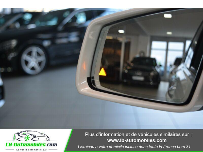 Mercedes Classe GLK 350 350 4M AMG 306 ch Blanc occasion à Beaupuy - photo n°9