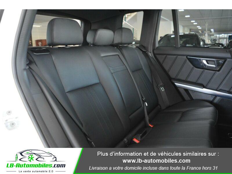 Mercedes Classe GLK 350 350 4M AMG 306 ch Blanc occasion à Beaupuy - photo n°6