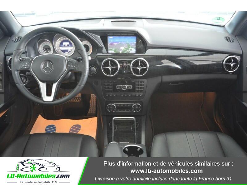 Mercedes Classe GLK 350 350 4M AMG 306 ch Blanc occasion à Beaupuy - photo n°2