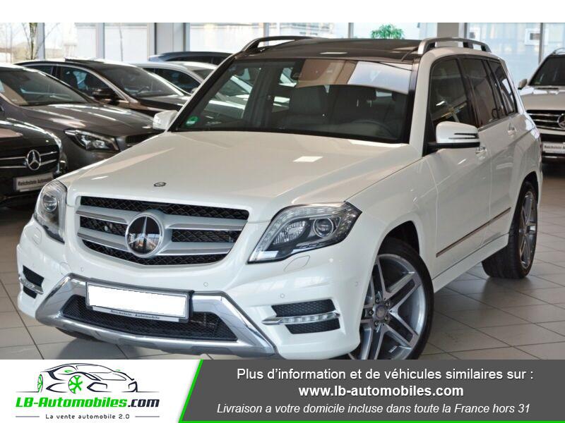Mercedes Classe GLK 350 350 4M AMG 306 ch Blanc occasion à Beaupuy