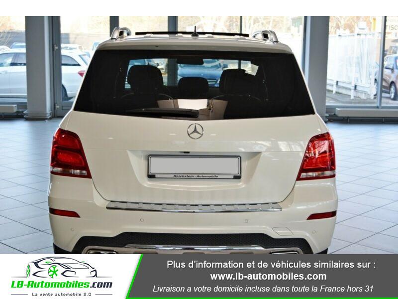 Mercedes Classe GLK 350 350 4M AMG 306 ch Blanc occasion à Beaupuy - photo n°12