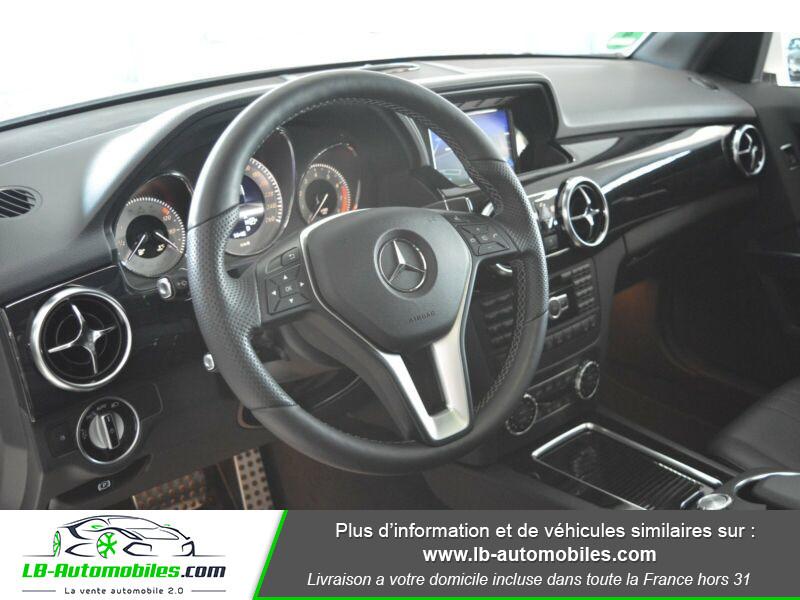 Mercedes Classe GLK 350 350 4M AMG 306 ch Blanc occasion à Beaupuy - photo n°4