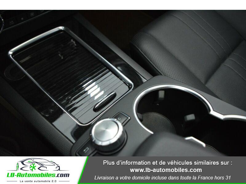 Mercedes Classe GLK 350 350 4M AMG 306 ch Blanc occasion à Beaupuy - photo n°11