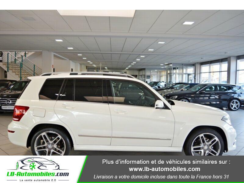 Mercedes Classe GLK 350 350 4M AMG 306 ch Blanc occasion à Beaupuy - photo n°13