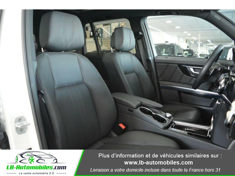 Mercedes Classe GLK 350 350 4M AMG 306 ch Blanc occasion à Beaupuy - photo n°5