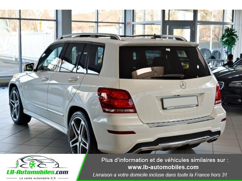 Mercedes Classe GLK 350 350 4M AMG 306 ch Blanc occasion à Beaupuy - photo n°3