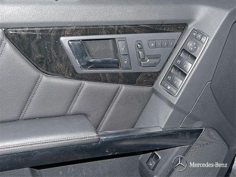 Mercedes Classe GLK 350 350 CDI 4 Matic AMG Bleu occasion à Beaupuy - photo n°6