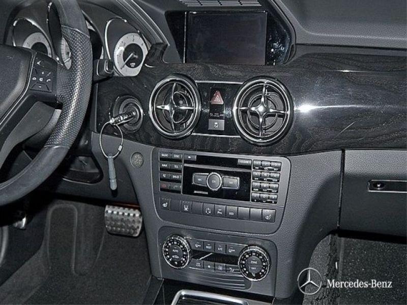 Mercedes Classe GLK 350 350 CDI 4 Matic AMG Bleu occasion à Beaupuy - photo n°5