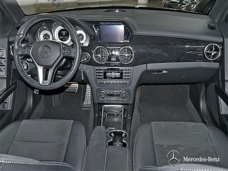 Mercedes Classe GLK 350 350 CDI 4 Matic AMG Bleu occasion à Beaupuy