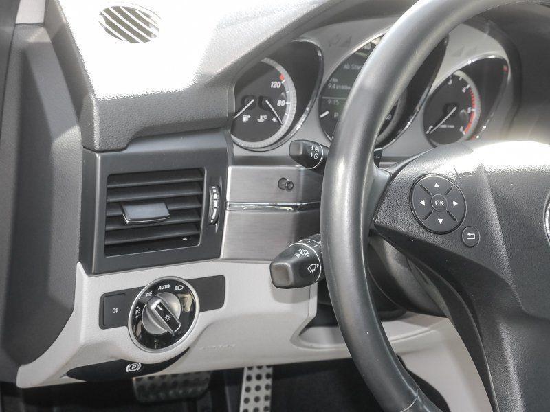 Mercedes Classe GLK 350 350 CDI 4 Matic Gris occasion à Beaupuy - photo n°7