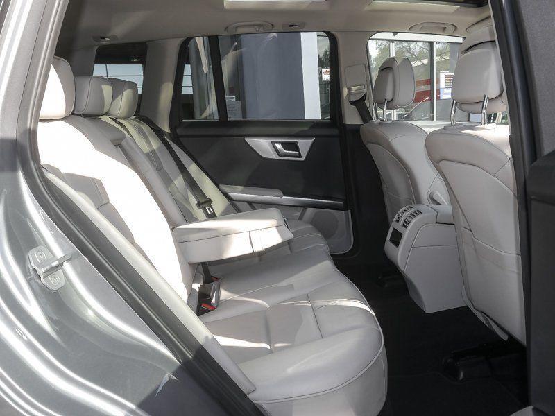 Mercedes Classe GLK 350 350 CDI 4 Matic Gris occasion à Beaupuy - photo n°4