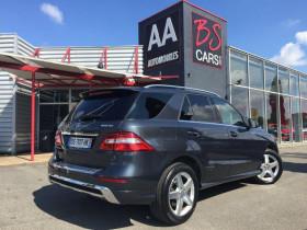 Mercedes Classe ML 250 FASCINATION BLUETECH Gris occasion à Castelmaurou - photo n°2