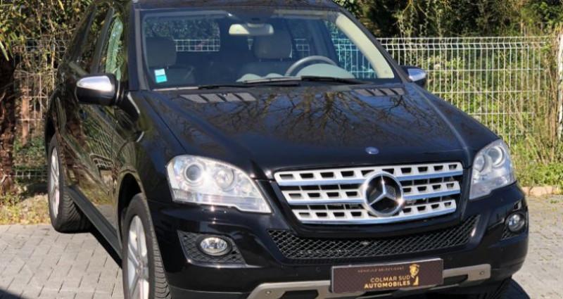 Mercedes Classe ML 500 (W164) 500 V8 Noir occasion à COLMAR