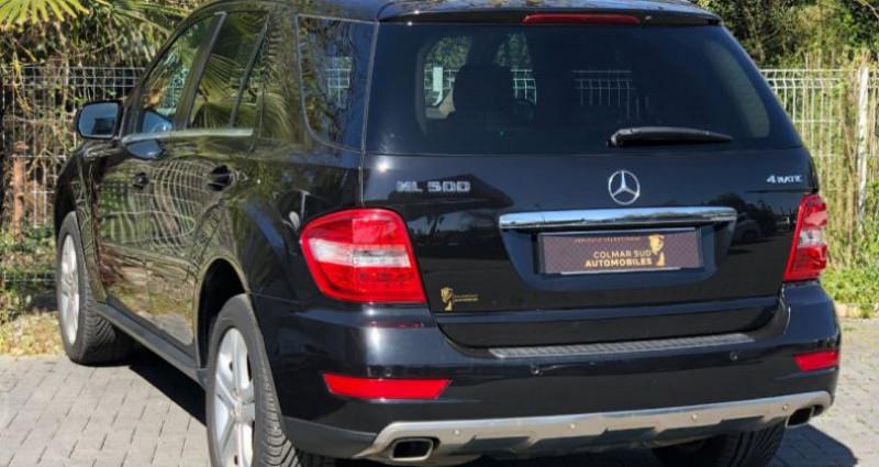 Mercedes Classe ML 500 (W164) 500 V8 Noir occasion à COLMAR - photo n°2