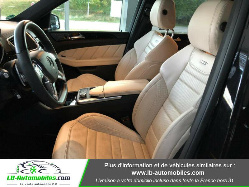 Mercedes Classe ML 63 AMG 63 AMG 4Matic Noir occasion à Beaupuy - photo n°4