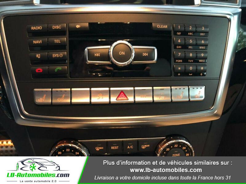 Mercedes Classe ML 63 AMG 63 AMG 4Matic Noir occasion à Beaupuy - photo n°7