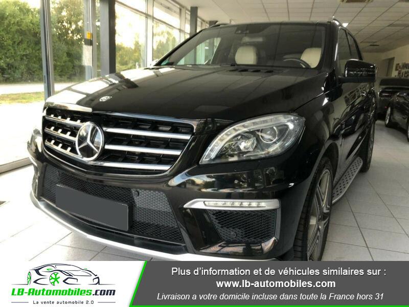 Mercedes Classe ML 63 AMG 63 AMG 4Matic Noir occasion à Beaupuy